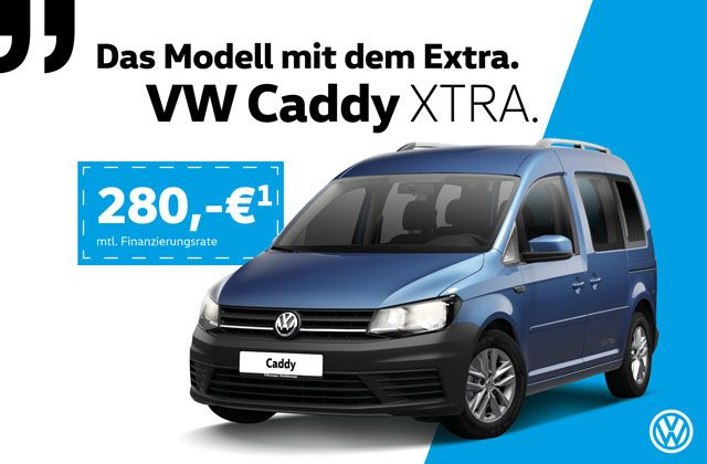 VW Caddy XTRA