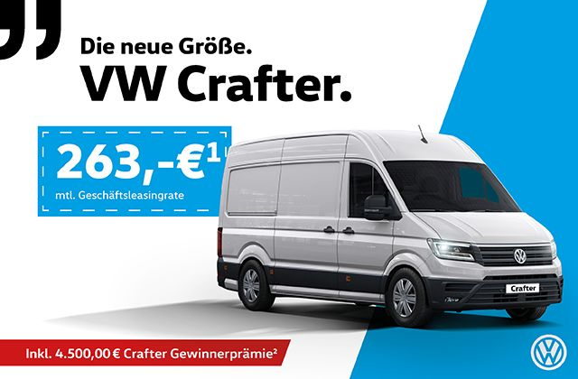 VW Crafter Kasten