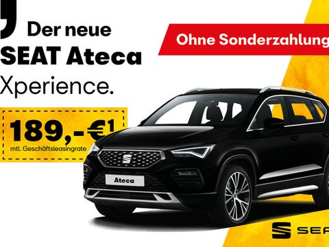 Der Seat Ateca Xperience