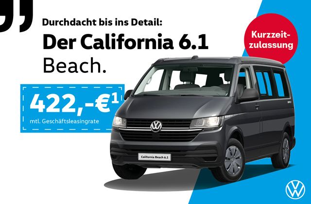 VW California Beach